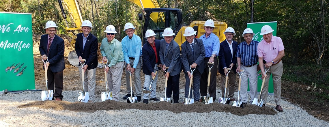 Menifee Central Groundbreaking