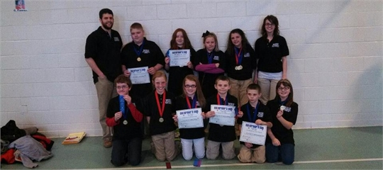 MES 4th and 5th Grade Academic Team