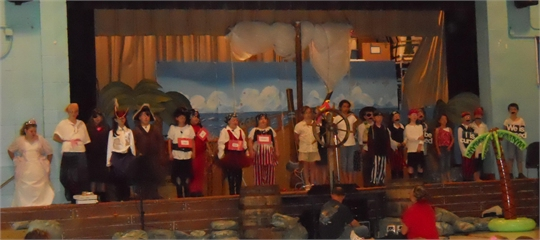 Botts Elementary Spring Drama Play