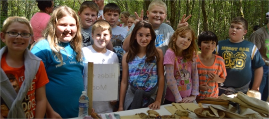 2013 5th Grade Field Trip to Gladie