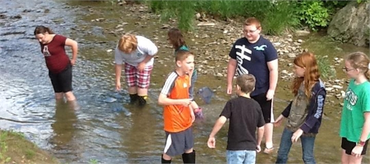 MES 4th Grade 4H Water Activity...More Pics Under Photo Gallery