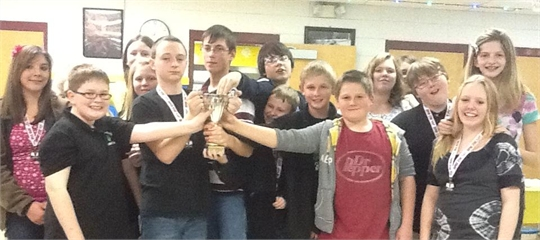 Academic Team League Runner-Ups