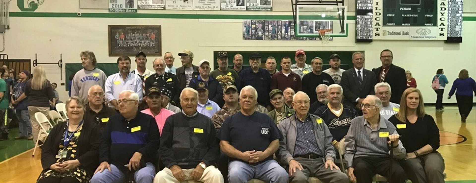 Honoring Menifee County's finest on Veteran's Day 2016