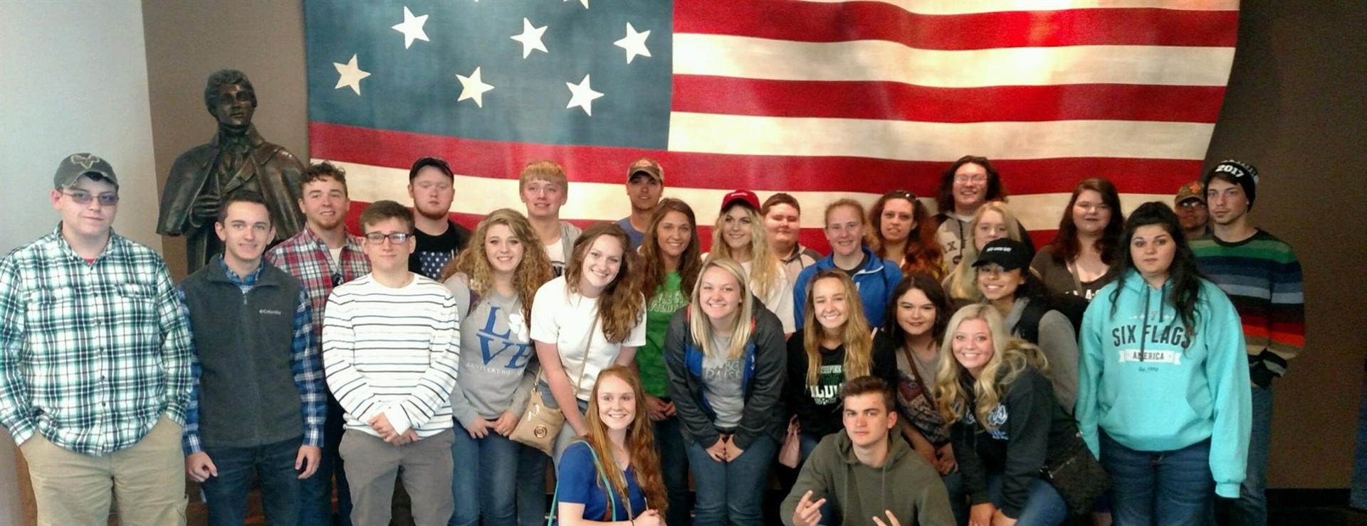 MCHS Senior Trip 2017